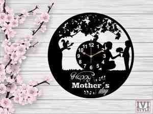 Ceas de Perete Ziua Mamei, 8 Martie Happy Mother's Day