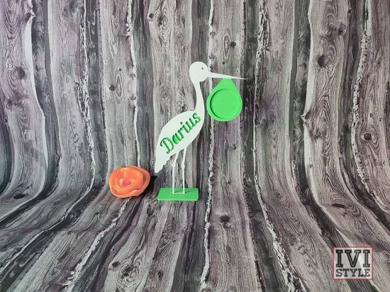 rama foto ecografie barza verde