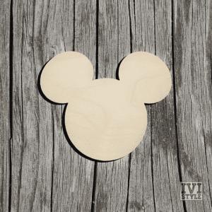 blank mickey mouse din lemn