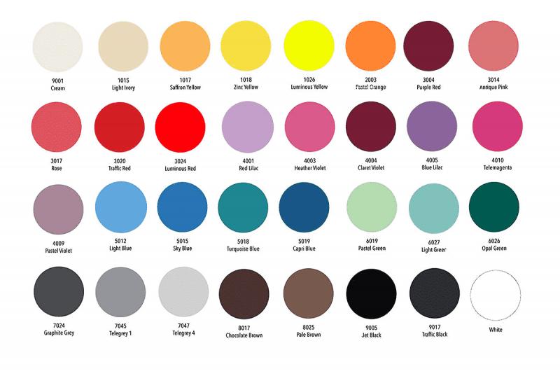 paleta culori ivistyle