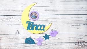 rama-bebelusi-personalizata-luna-lila-