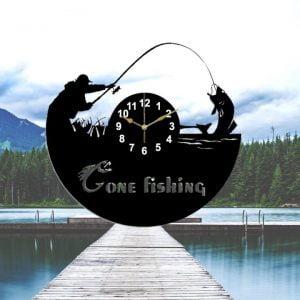 Ceas pentru Pescari Personalizat