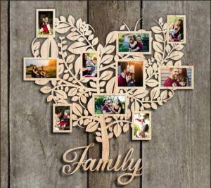 Rama Foto Copac Family