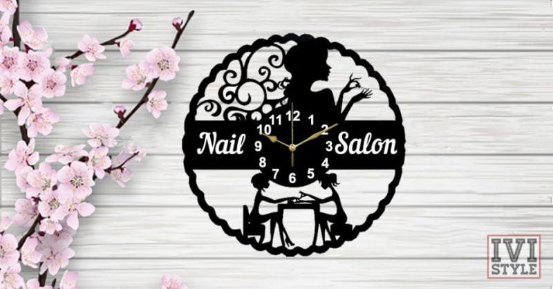 ceas manichiura nail salon