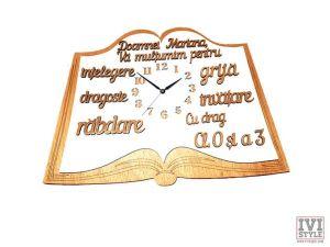 ceas-profesori-invatatori-personalizat