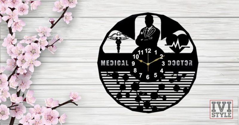 Ceas pentru Cadre Medicale
