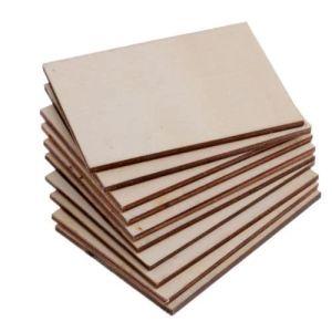 blank dreptunghi baza de lemn