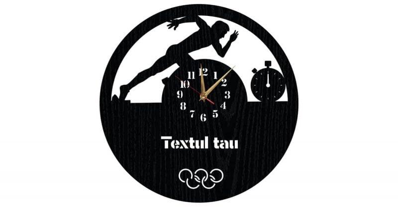 Ceas Sport Atletism Personalizat