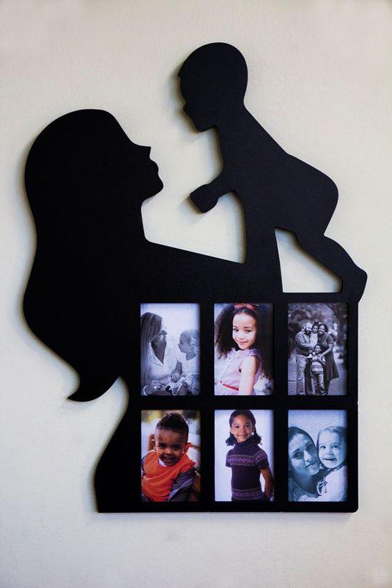 Rama Foto Mama Fiu Personalizata