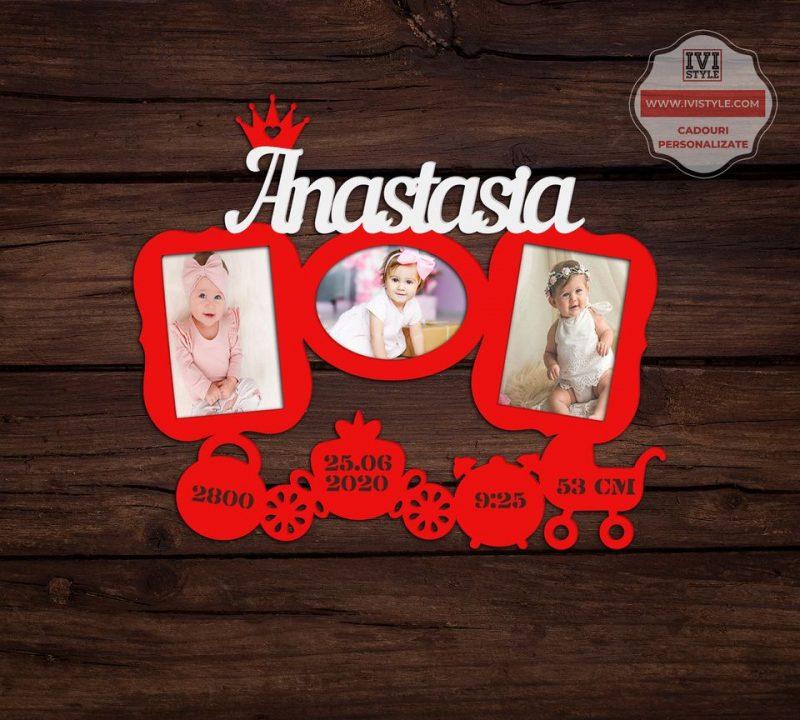 Rama Foto Personalizata Bebelusi nr 31 Anastasia