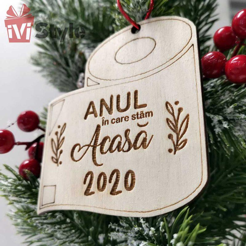 Glob Covid 2020 Anul in Care Stam Acasa