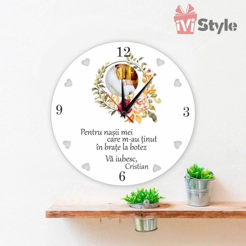 ceas-personalizat-pentru-nasii-mei-cu-poza